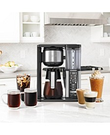 Specialty Coffee Maker with 50 Oz. Glass Carafe