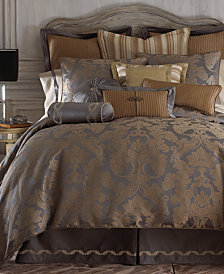 CLOSEOUT! Waterford Reversible Walton Bedding Collection