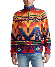 Polo Ralph Lauren Men's Sportsman Polar Fleece Knit Sweatshirt