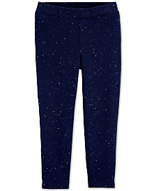 Carter's Baby Girls Sparkly Pull-On Jeggings