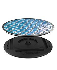 Nuckees Trends Smartphone Grip - Iridescent Blue