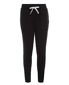 Calvin Klein Performance Big Girls Jogger Sweatpants