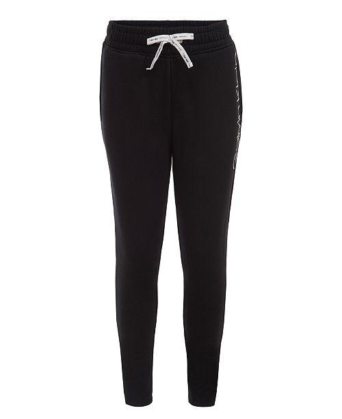 Calvin Klein Big Girls Jogger Sweatpants