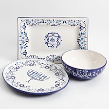 Judaica Serveware Collection