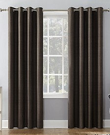 "Duran 50"" x 108"" Thermal Blackout Curtain Panel"
