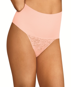 Tame Your Tummy Lace Thong DM0049