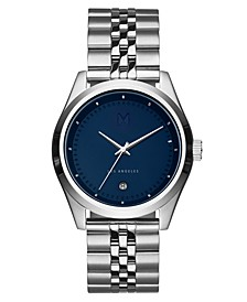 Men's Rise Bristol Stainless Steel Bracelet Watch 39mm