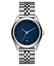 MVMT Bristol Stainless Steel Bracelet Watch 39mm