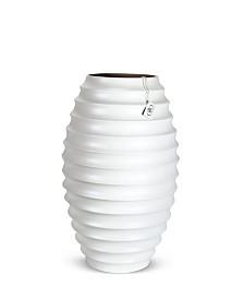 """Le Present Stratus Ceramic Vase 24"""""""