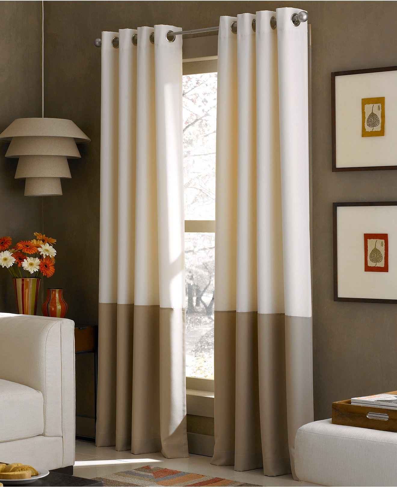 Macys Curtains For Living Room Curtains And Window Treatments Macys