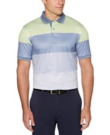 PGA TOUR Men's Colorblocked Polo
