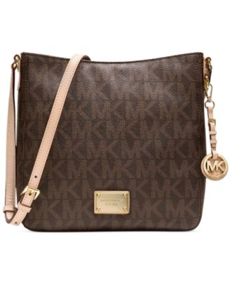 MICHAEL Michael Kors Jet Set Travel Large Messenger Bag - Handbags \u0026  Accessories - Macy\u0027s