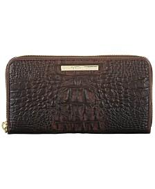 Brahmin Suri Sparrow Leather Wallet