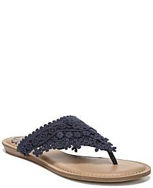 Fergalicious Serenity Thong Flat Sandals