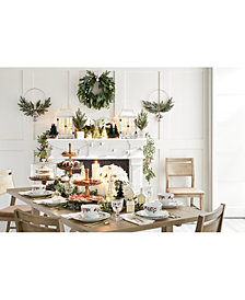 Martha Stewart Silver Woods, Created for Macy's