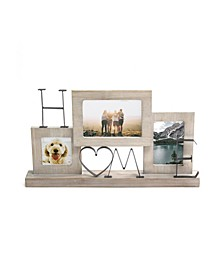 Stratton Home Decor Tabletop Home Picture Collage Frame