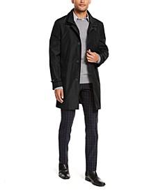 Men's Munson Slim-Fit Modern Raincoat