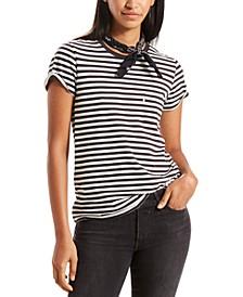 Women's Perfect Pocket Crewneck T-Shirt