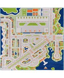IVI Mini City 3D Play Rug