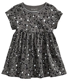 First Impressions Toddler Girls Leopard-Print Tunic, Created For Macy's
