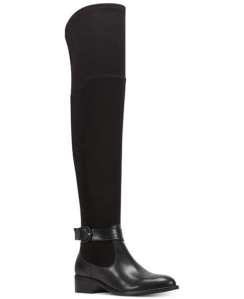 Nine West Nacoby Over-The-Knee Riding Boots