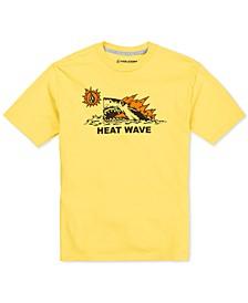 Toddler & Little Boys Heat Wave-Print Cotton T-Shirt