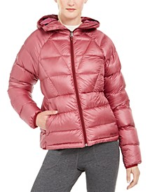 Hype Down Hooded Jacket