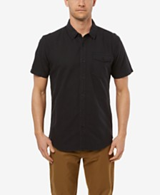 O'Neill Men's Steaddy Short Sleeve Shirt