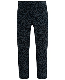 Levi's® Big Girls Animal-Print Jeggings