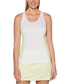 Grand Slam Printed Tennis Tank Top