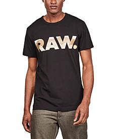 Men's Desert Camouflage Logo T-Shirt