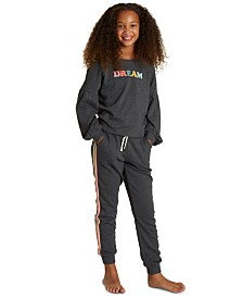Billabong Big Girls Takin Chances Sweatpants