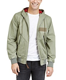 Men's Lightweight Bomber Jacket, Created For Macy's