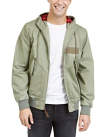 American Rag Men's Lightweight Bomber Jacket, Created For Macy's