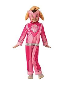 Big Girls Paw Patrol Mighty Pups Skye Costume