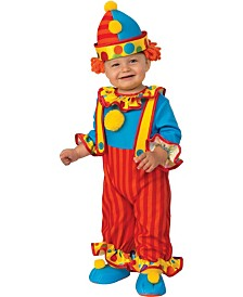 BuySeasons Little Clown Infant-Toddler Costume