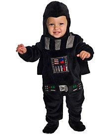 BuySeasons Star Wars Classic Darth Vader Deluxe Plush Infant-Toddler Costume