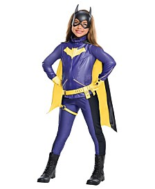 BuySeasons Little and Big Girl's Batgirl Premium Child Costume