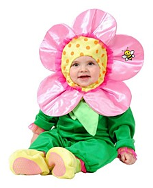 Little Flower Big Child Costume