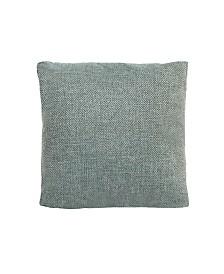 Stratton Home Decor Jacquard Pillow