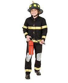BuySeasons Boy's Fireman Child Costume