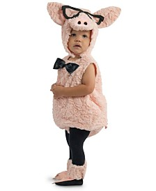 BuySeasons Child Hipster Pig Costume