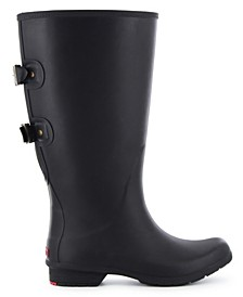 Women's Wide-Calf Rain Boot