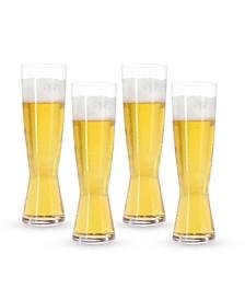 15 Oz Beer Classics Tall Pilsner Set of 4