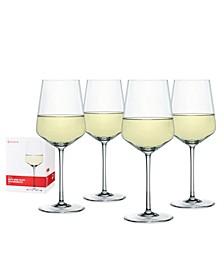 Style 15.5 Oz Wine Glass Set of 4