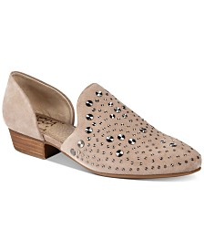 Lucca Lane Kaelyn Stud-Trim Flats