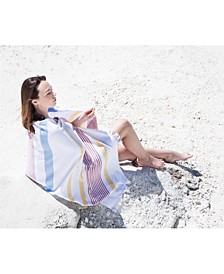 Ocean Breeze Pestemal Beach Towel
