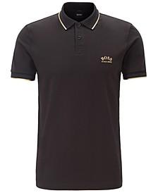 BOSS Men's Paul Slim-Fit Polo Shirt