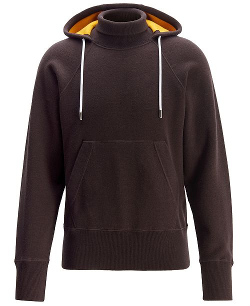Hugo Boss BOSS Men's Balfeo Hooded Sweater