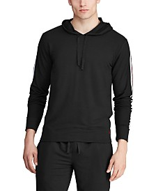 Polo Ralph Lauren Men's Mini-Terry Pajama Hoodie